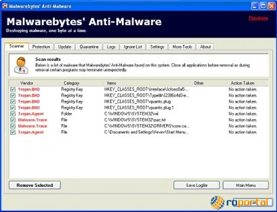 Malwarebytes Anti-Malware V1.44 + Keys + IP Disabler blaze69.