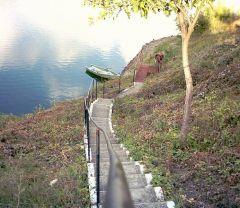 Pe scari...spre Surduc