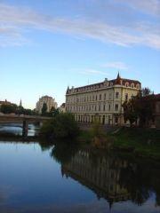 Vedere centru Oradea