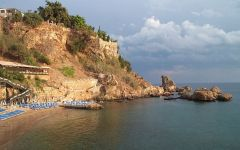 antalya-mermerli-beach