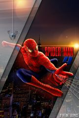Wallpapers SPIDER-MAN 4 - iPhone 4S