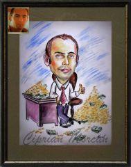 Banosul  comanda caricatura 59 RON livrare Fan courier: mocihocri@yahoo.com
