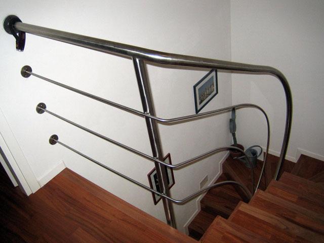 balustrada de inox balustrade de interior. Black Bedroom Furniture Sets. Home Design Ideas