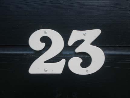numarul 23