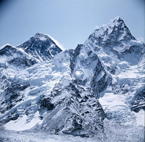 Muntele Everest - Himalaya