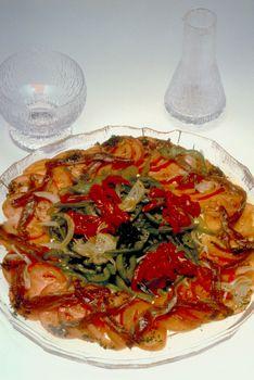 Salata calda