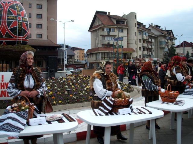 Pastele in Bucovina
