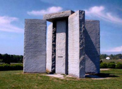 Stonehenge din America