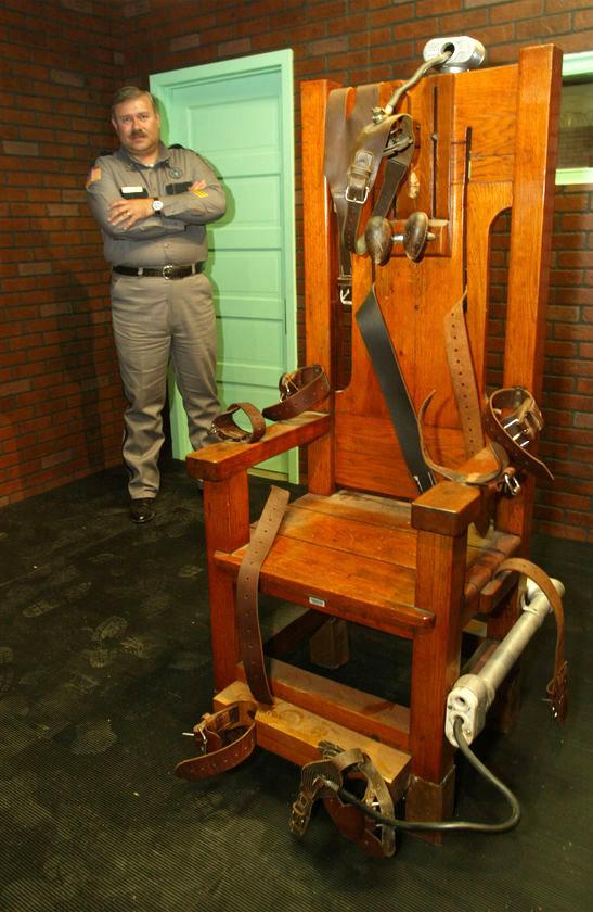 scaunul-electric