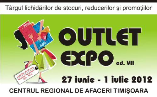 Outlet Expo 2012 la Centrul Regional de Afaceri
