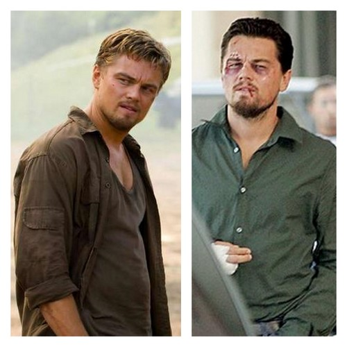 Leonardo di Caprio in Blood Diamond si in Body of Lies