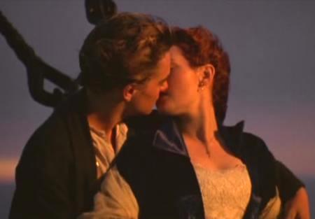 Sarutul din Titanic
