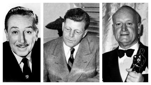 Walt Disney, Fred Quimby Gordon, Hollingshead