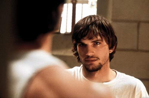 Ashton Kutcher in The Butterfly Effect