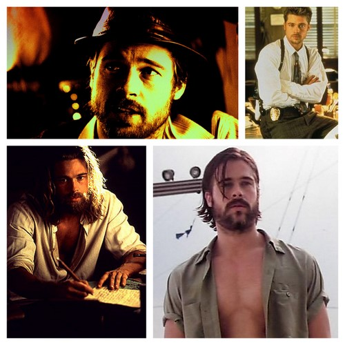 Brad Pitt in Snatch, in Seven, in Legendele Toamnei si in Kalifornia