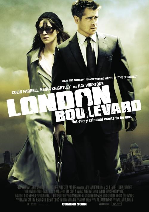 London Boulevard. Bulevardul crimei