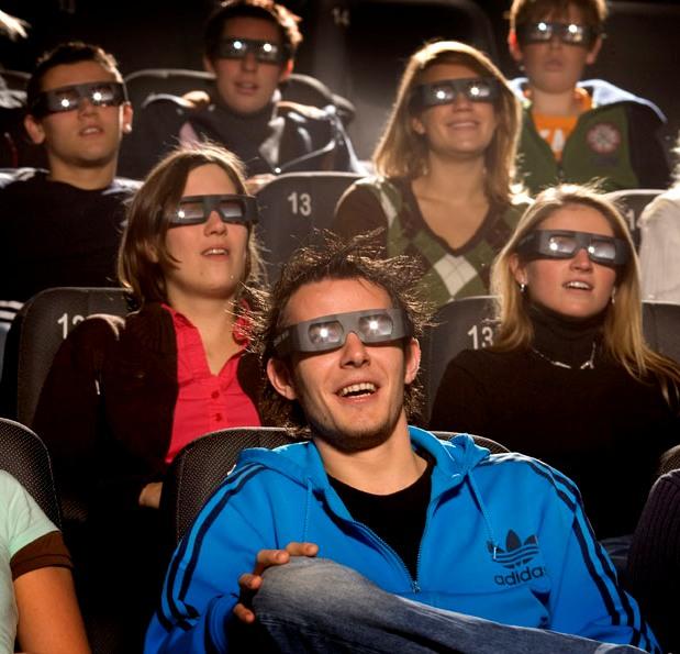 Public filme 3D