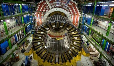 acceleratorul de particule LHC al CERN