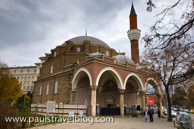 Moscheea Bairakli
