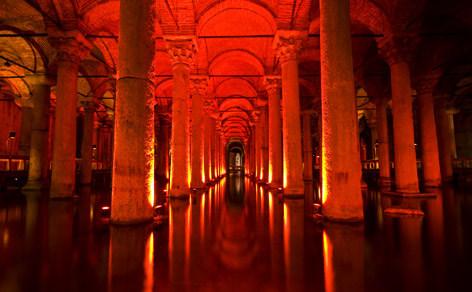 Bazilica Cisternelor
