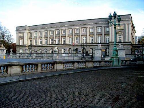 Palatul Academiilor din Bruxelles