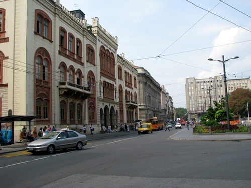 Studentski_trg_Rektorat