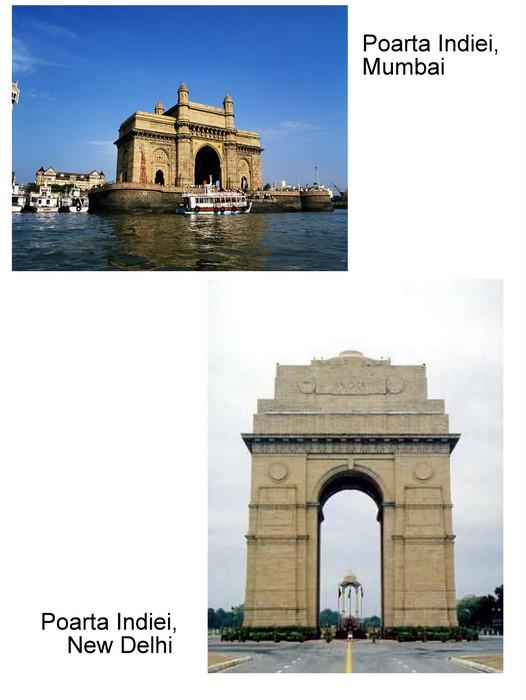 arcuri-de-triumf-india