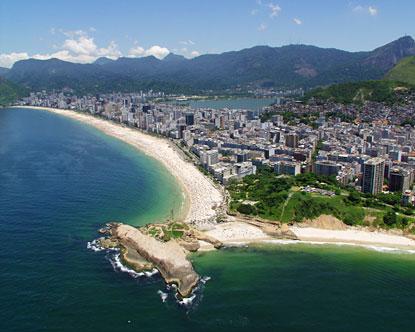plaje Brazilia