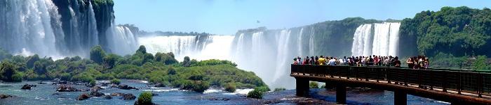 Cascada Iguazu