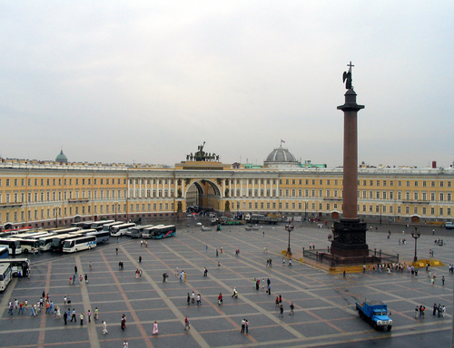 Muzeul Ermitaj - Sankt Petersburg