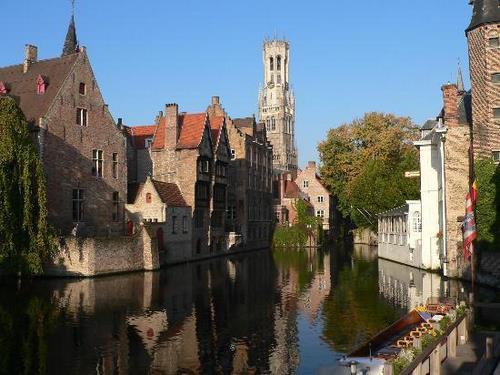orasul vechi Bruges