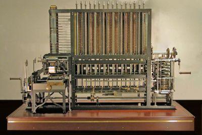 Masinaria Analitica a lui Babbage