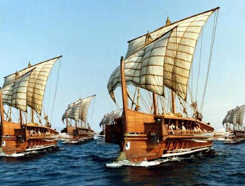 flota greceasca