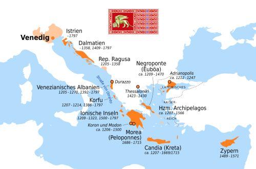 Imperiul venetian