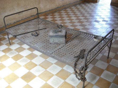 patul de tortura
