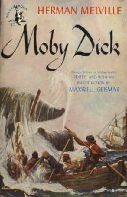 Moby-Dick, Balena Alba, de Herman Melville