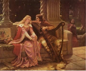 Lancelot si Guinevere