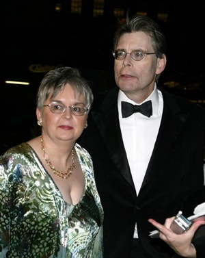 Stephen King si sotia sa, Tabitha
