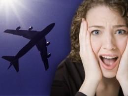 Fobia de avion