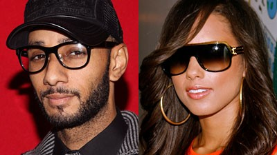 Alicia Keys si Swizz Beatz