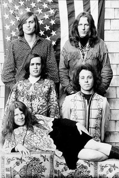 Janis Joplin si Big Brother and the Holding Company