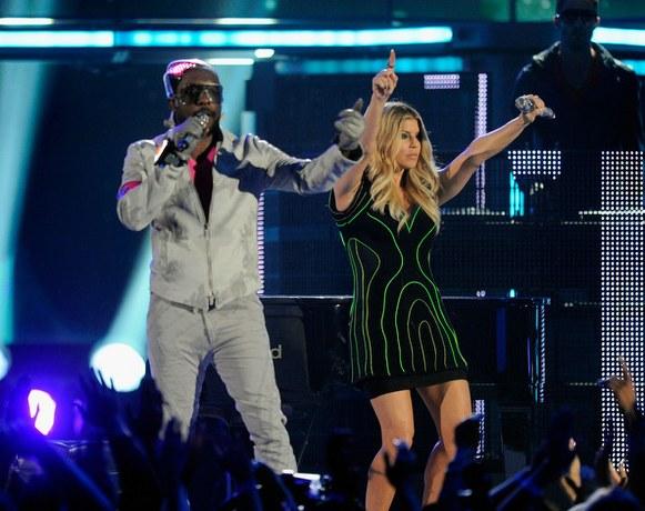 Black Eyed Peas la Billboard Awards 2011