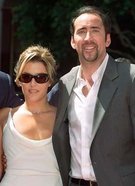 Lisa Marie Presley & Nicolas Cage