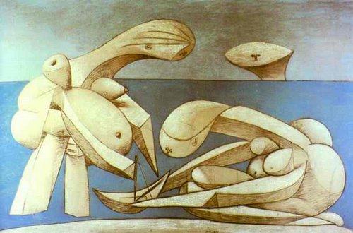 Scaldatoarele - Pablo Picasso