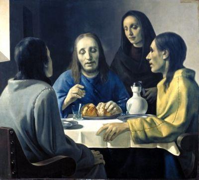 tablou Han van Meegeren