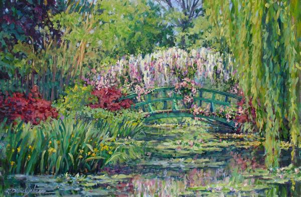 Primavara lui Monet