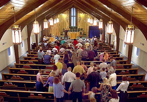 Membri ai Bisericii Baptiste
