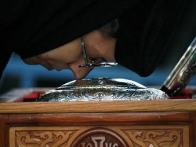 Inchinarea la Moastele Sfintei Parascheva