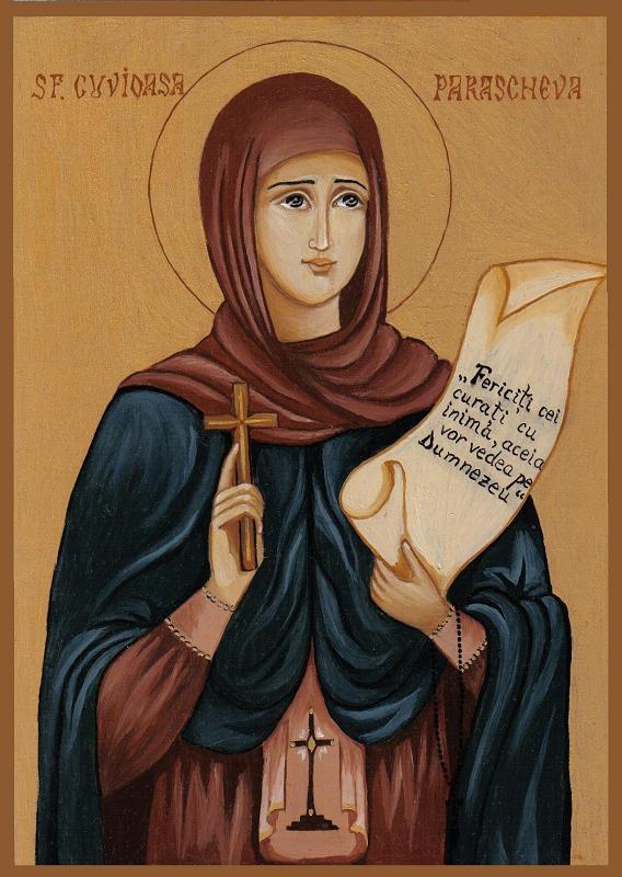 Sfanta Parascheva