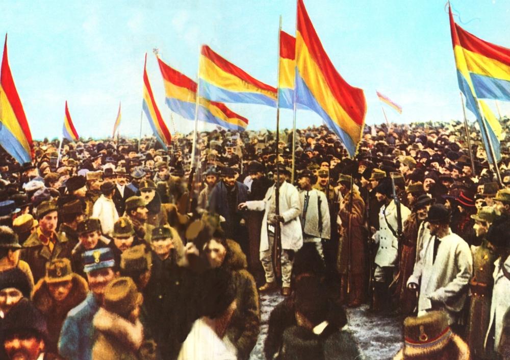 Adunarea Nationala de la Alba Iulia